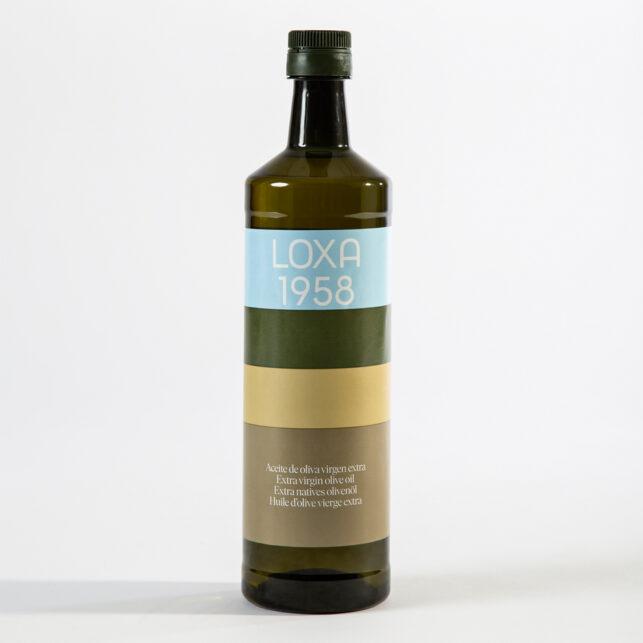 Botella PET de 1L de Envero AOVE Coupage