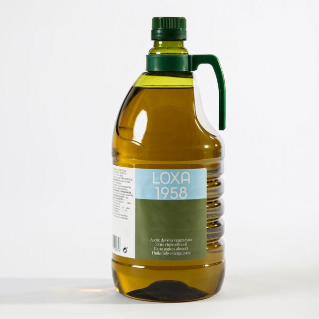 Botella PET de 2L de Envero AOVE Coupage