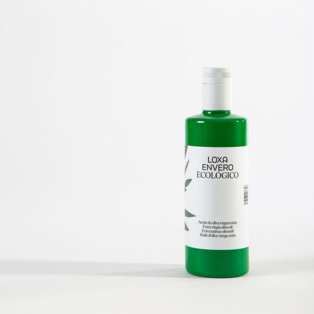 Botella de 500ML de Envero AOVE Eco/Bio