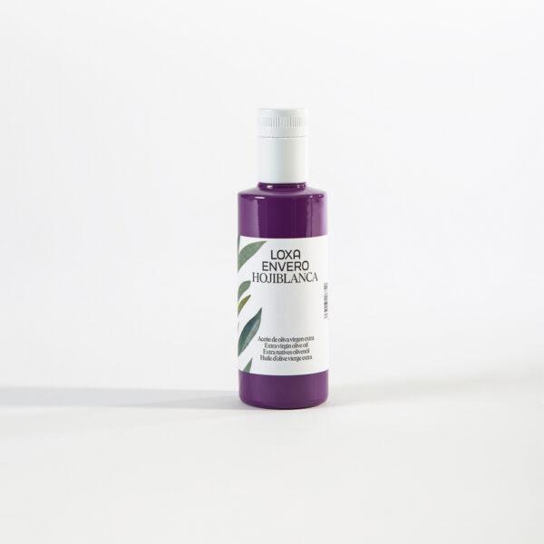 Botella de 250ML de Envero AOVE Hojiblanca