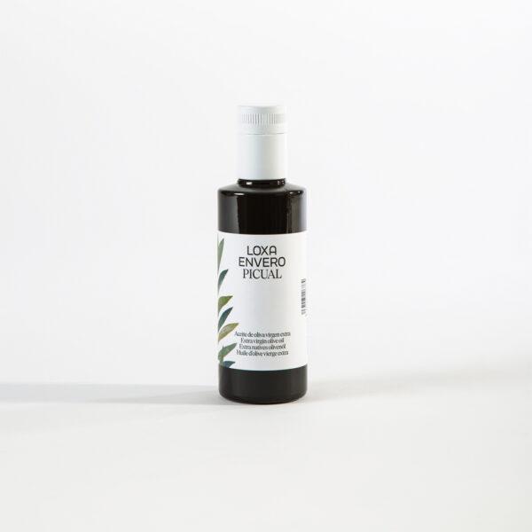 Botella de 250ML de Envero AOVE Picual